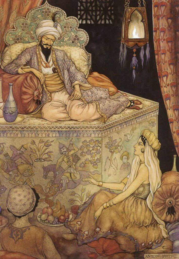شهرزاد و شهریار